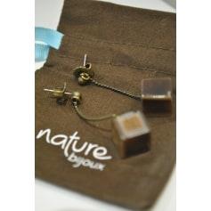 Boucles d'oreille Nature Bijoux  pas cher