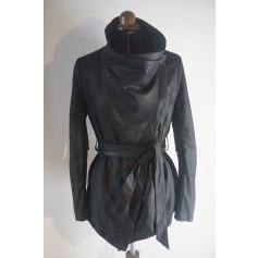 Manteau en cuir Muubaa  pas cher