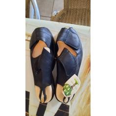 Sandales plates  Adour  pas cher