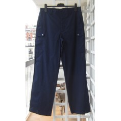 Pantalon large Agnès B.  pas cher