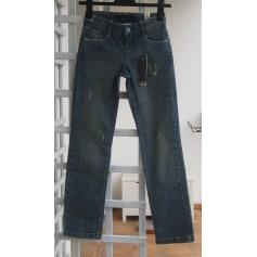 Jeans droit Ikks  pas cher