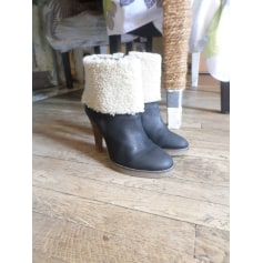 High Heel Ankle Boots Minelli