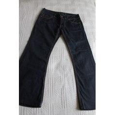 Jeans très evasé, patte d'éléphant Jennyfer  pas cher