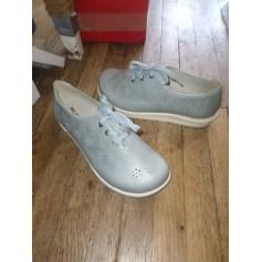 Chaussures à lacets  Helvesko  pas cher