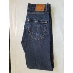 Jeans droit Jules  pas cher
