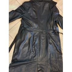 Manteau en cuir Jamie Page  pas cher