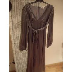 Robe longue Les Petites...  pas cher