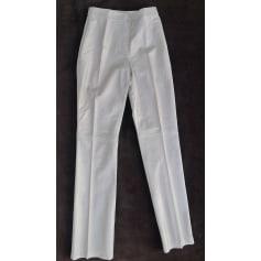 Pantalon droit Genny maglia  pas cher
