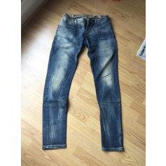 Jeans slim Meltin' Pot  pas cher
