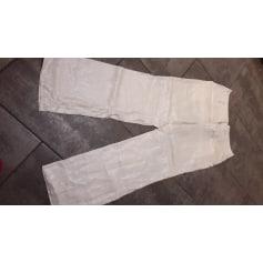 Pantalon large Derhy  pas cher
