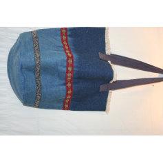 Sac XL en tissu Antik Batik  pas cher