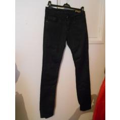 Pantalon slim, cigarette Kaporal  pas cher