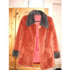 Manteau en fourrure MPD  box  pas cher
