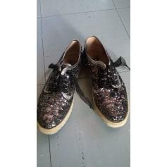 Chaussures à lacets  Bisous Confiture  pas cher