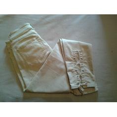 Pantalon slim, cigarette Claudie Pierlot  pas cher