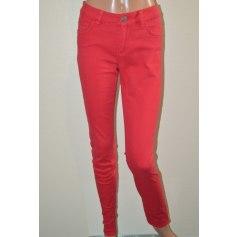 Jeans slim DDP  pas cher