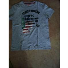 Tee-shirt Schott  pas cher