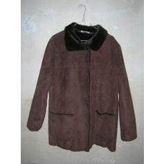 Manteau en fourrure MIKAVA  pas cher