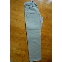 Pantalon large Tommy Hilfiger  pas cher