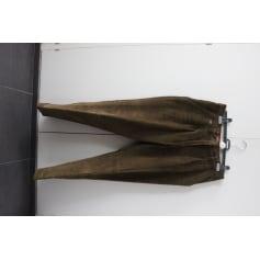 Pantalon droit LMA  pas cher