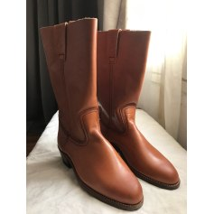 Santiags, bottes cowboy Sancho Boots  pas cher