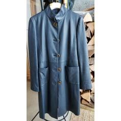 Manteau en cuir Shangai Tang  pas cher