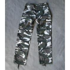Pantalon droit Parks  pas cher