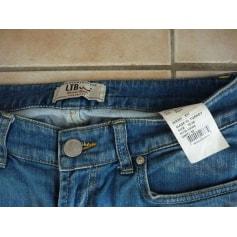 Jeans large, boyfriend LTB  pas cher