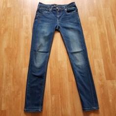Jeans slim Izac  pas cher