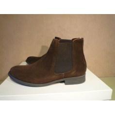 Bottines & low boots plates Besson  pas cher