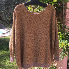 Pull Gold & Silver  pas cher