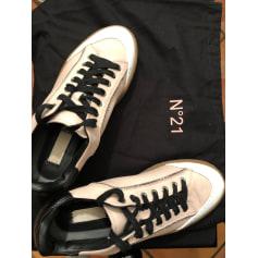 Chaussures à lacets  N.21  pas cher