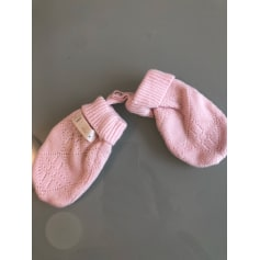 Moufles Baby Dior  pas cher