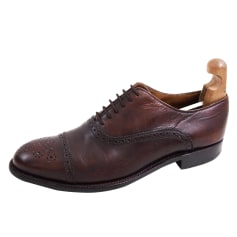 Chaussures à lacets Ermenegildo Zegna  pas cher
