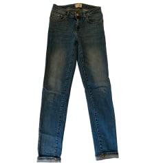 Jeans droit American Vintage  pas cher