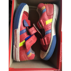 Schuhe mit Klettverschluss Romagnoli