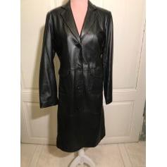 Manteau en cuir Arturo  pas cher
