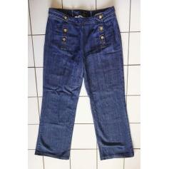Jeans large, boyfriend Cyrillus  pas cher