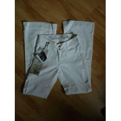 Jeans très evasé, patte d'éléphant Lee Cooper  pas cher