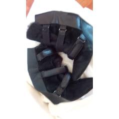 Bottines & low boots à compensés Isabel Marant Holden pas cher