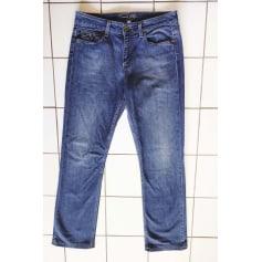 Jeans évasé, boot-cut Tommy Hilfiger  pas cher