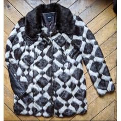 Manteau en fourrure Asos  pas cher