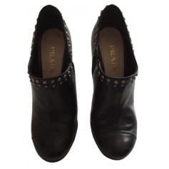 Bottines & low boots à talons Prada  pas cher