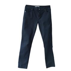 Jeans droit Lacoste  pas cher