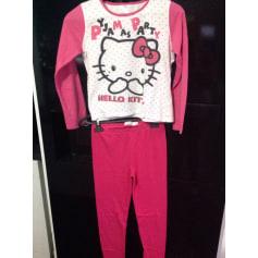 Pyjama Hello Kitty  pas cher