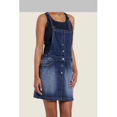 Robe en jeans DDP  pas cher