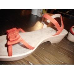 Sandales compensées Fifth Avenue Shoe Repairs  pas cher