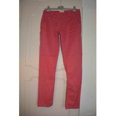 Pantalon droit Tommy Hilfiger  pas cher