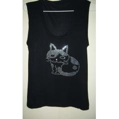 Top, tee-shirt Defi Mode  pas cher