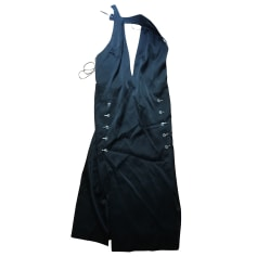 Robe mi-longue Thierry Mugler  pas cher